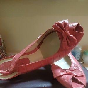 Gianni Bini Peep Toe Heels